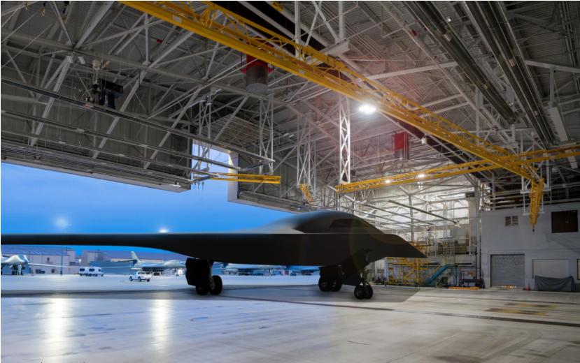 B-21轟炸機首個行動基地正式確認, 美政客稱當地經濟面臨歷史機遇-圖1