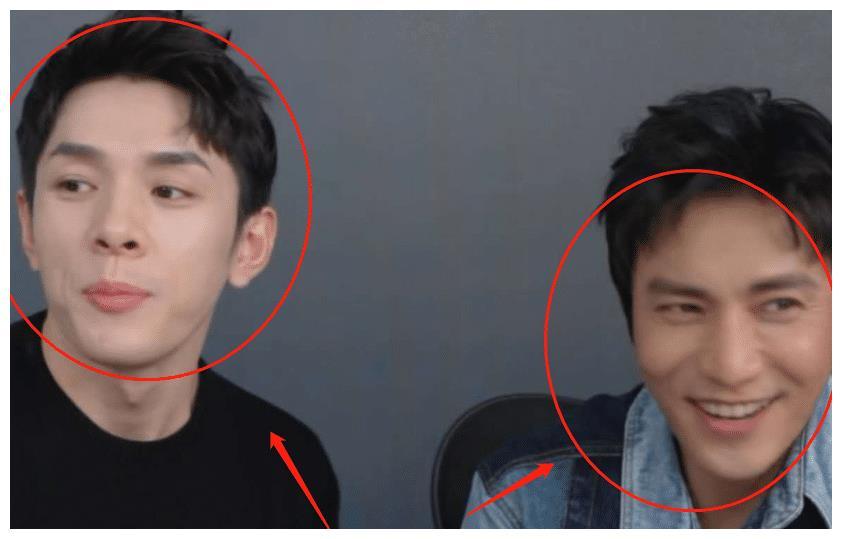陳坤與李佳琦同框直播, 看清二人膚色對比後, 再也不羨慕冷白皮瞭-圖3