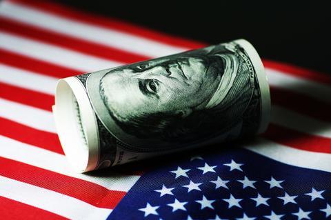美國2020財年預算赤字創歷史記錄 債務規模超過GDP-圖1
