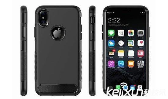 iPhone8再度曝光: 苹果8颜值提高