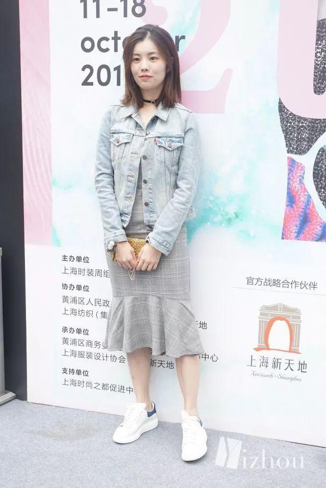 上海时装周的街拍又来刷新三观了 10