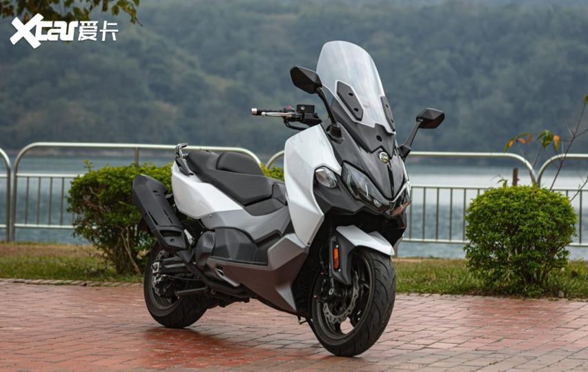 5款國內在售大踏板, 三陽TL500最實惠, 雅馬哈更全面-圖9