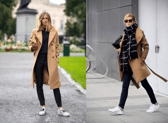 今年冬天穿这显贵的颜色, 保暖又时髦的大衣 11
