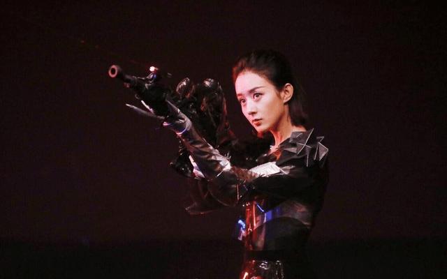 赵丽颖新作《幻狸录》首映了! 科幻? +武侠? 全新领域闻所未闻!