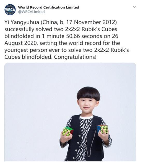 易烊千璽是啥神仙傢庭? 哥哥是娛樂圈頂流, 弟弟7歲就破世界紀錄-圖2