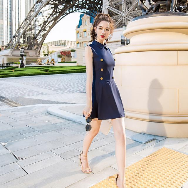 教你一个方法, 穿这些短款的高腰裙 11