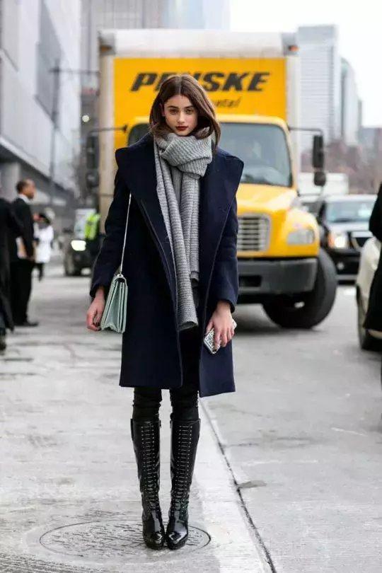 今年秋冬流行不露腿! 有这3条裤子才时髦! 7