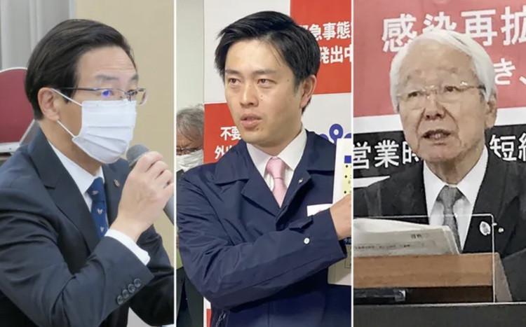 日本關西三府縣知事就要求解除緊急狀態達成一致-圖1
