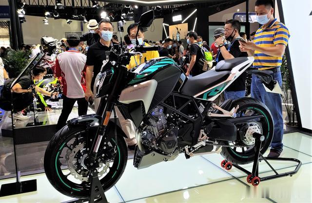 國產摩托集中爆發 2020年重慶摩博會 最具人氣的五款車型-圖6