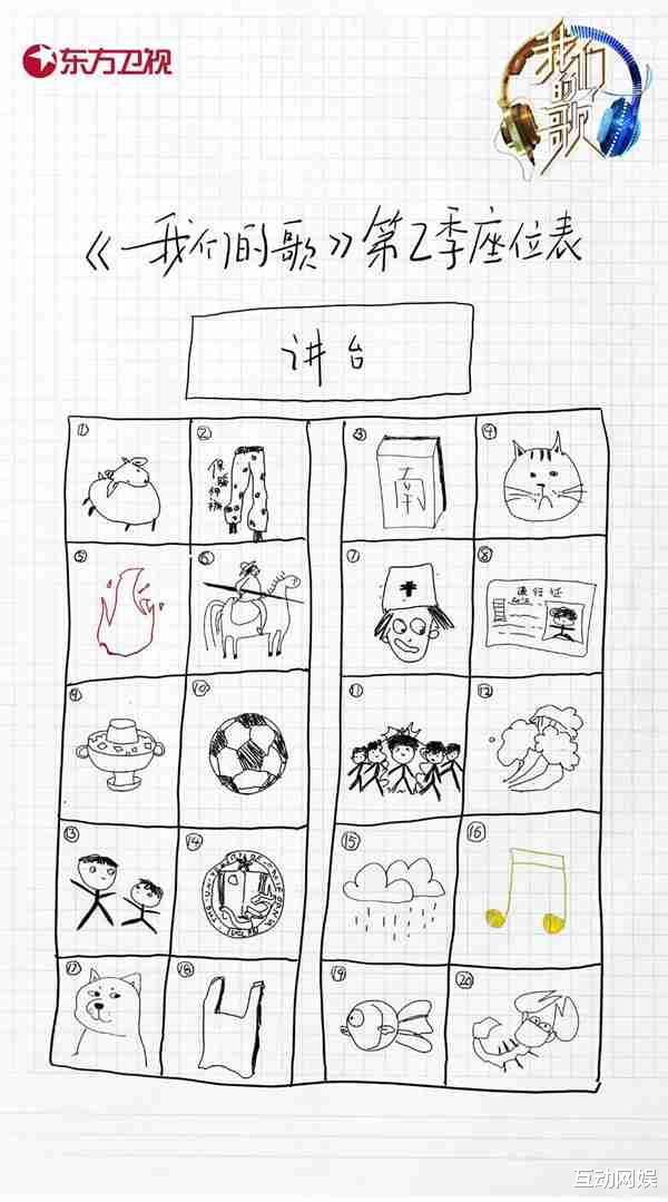 《我們的歌2》定檔10月11日 官方陣容引網友猜測-圖2