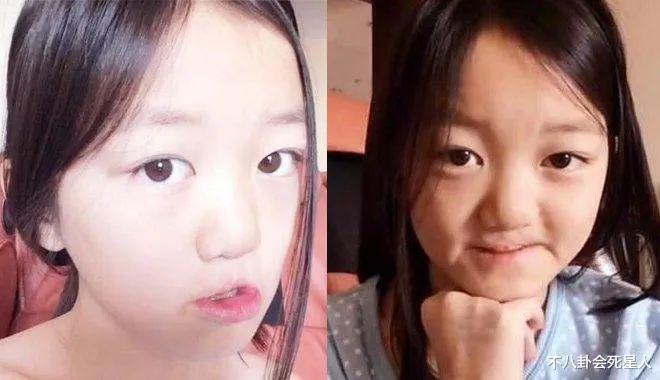 王菲女兒李嫣穿JK服, 14歲早熟露腰, 一個細節暴露她的不自信-圖8