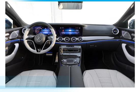 新一代梅賽德斯-奔馳CLS四門轎跑車全球首發-圖3