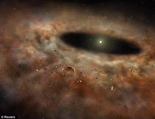 科学新发现: 人类可能真的不是诞生于地球, 而是来自宇宙尘埃