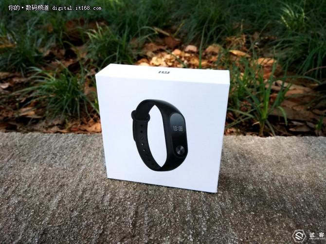 小米手環2體驗 防水防汗的運動必備配件