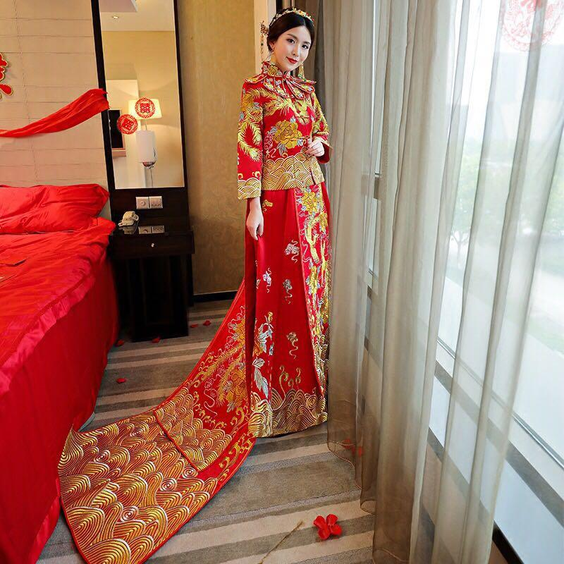 现如今最时尚的婚纱是这样的, 如果你的还没选好更应该看看这7款 2