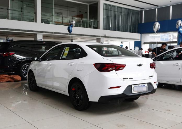 雪佛蘭科沃茲最新款, 125馬力配6AT, 油耗4.9L, 5.19萬就可買丐版-圖5