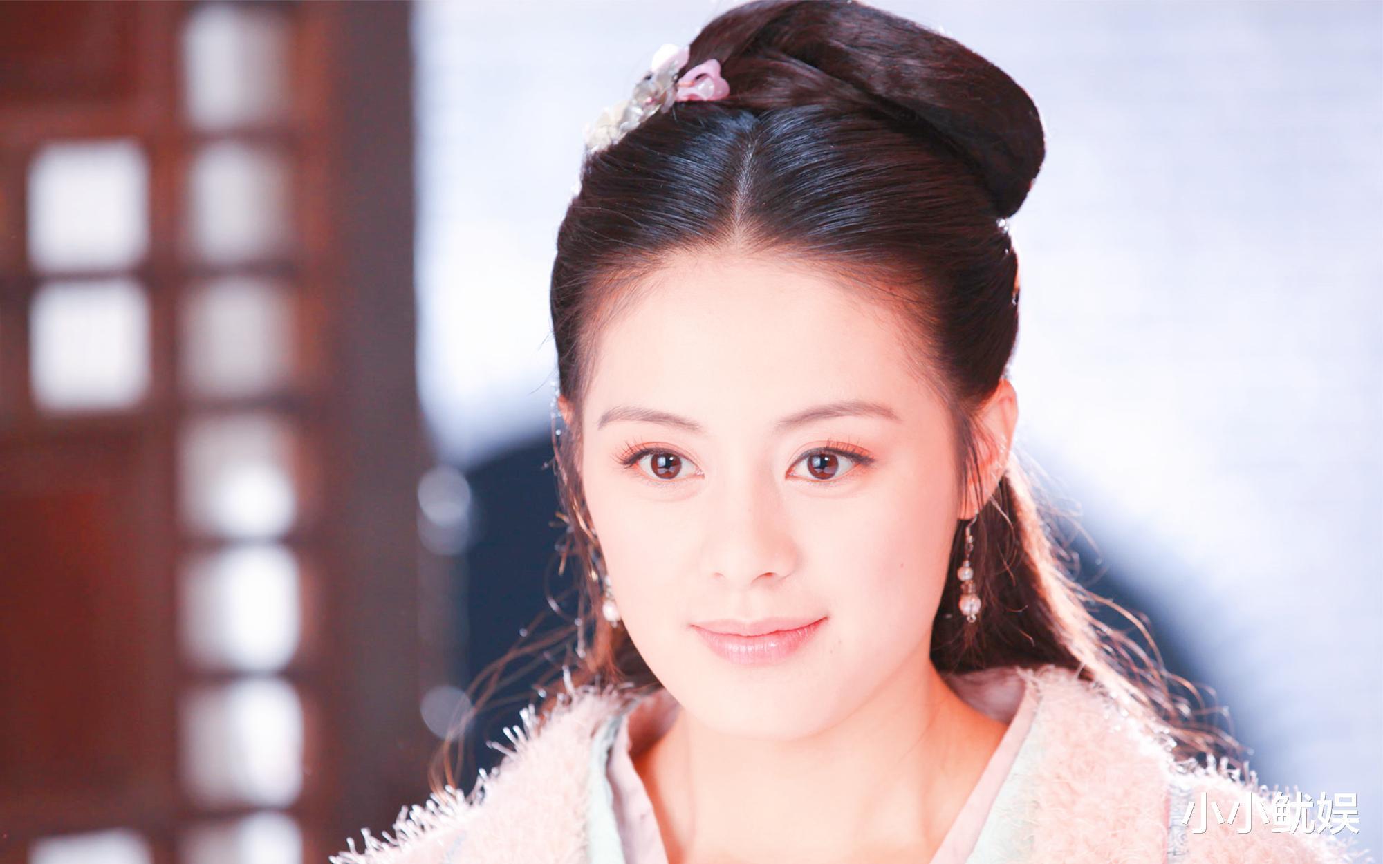 """""""強捧之恥""""? 46部電視劇38次女主, 搭檔胡歌聶遠但就是火不起來-圖10"""