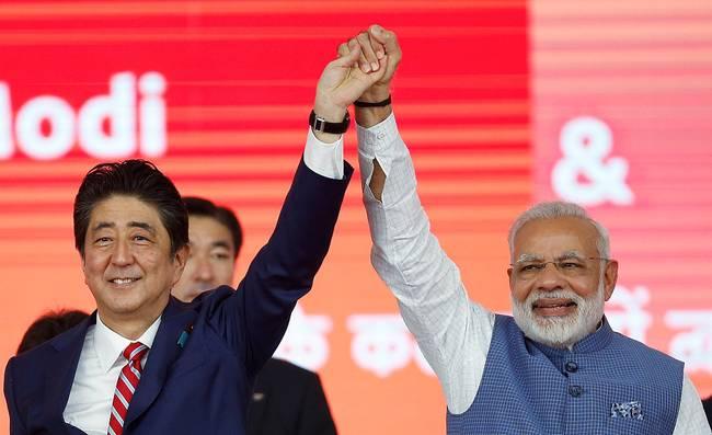 印度买下日本新干线 德媒不看好: 民主国家征地难