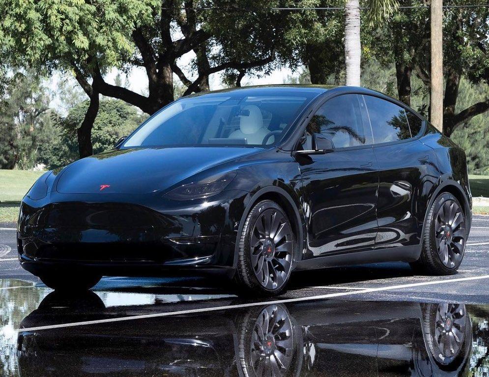 高顏值的設計 僅售33.99萬起 全新特斯拉Model Y實車-圖7
