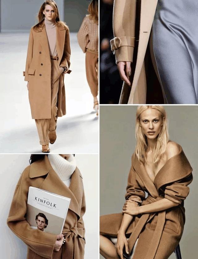 今年冬天穿这显贵的颜色, 保暖又时髦的大衣 3