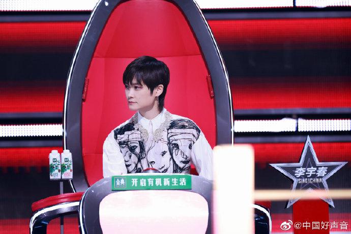 《中國好聲音》: 李宇春再次敗給李健, 三大原因, 輸得一點也不虧-圖2