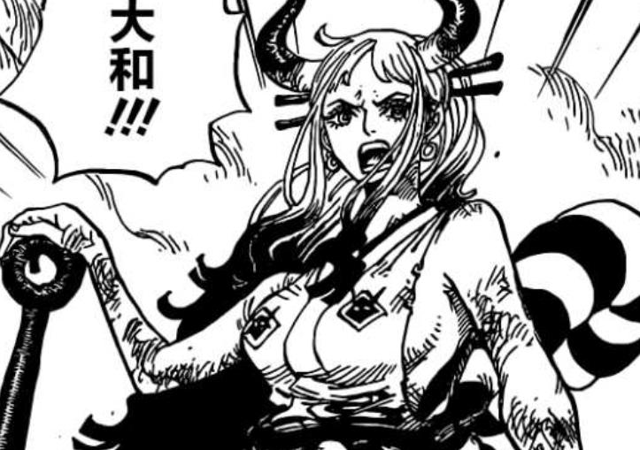 海賊王994話: 大和也是龍龍果實能力者, 抗傷能力媲美凱多-圖5