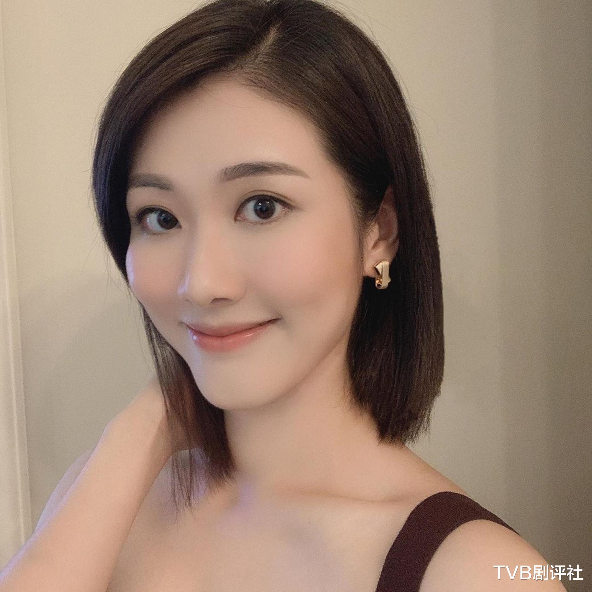 TVB力捧四小花做新劇女主角, 陳曉華僅入行兩年就擔正女一-圖8