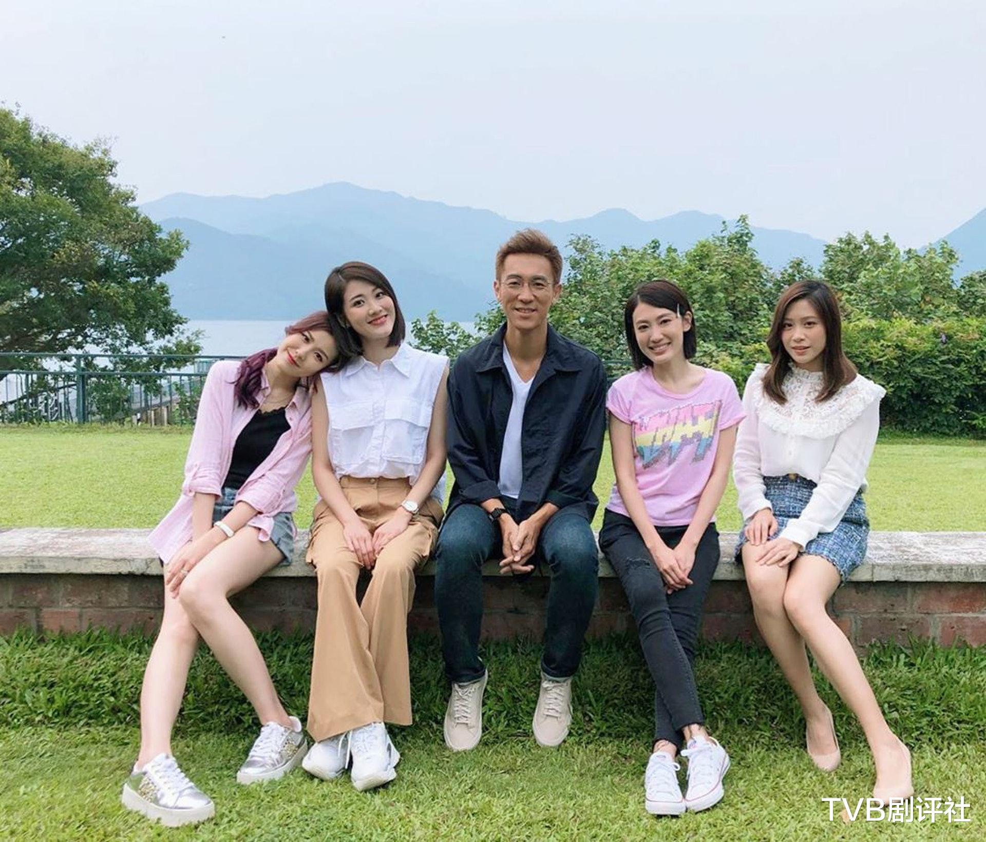 TVB力捧四小花做新劇女主角, 陳曉華僅入行兩年就擔正女一-圖10