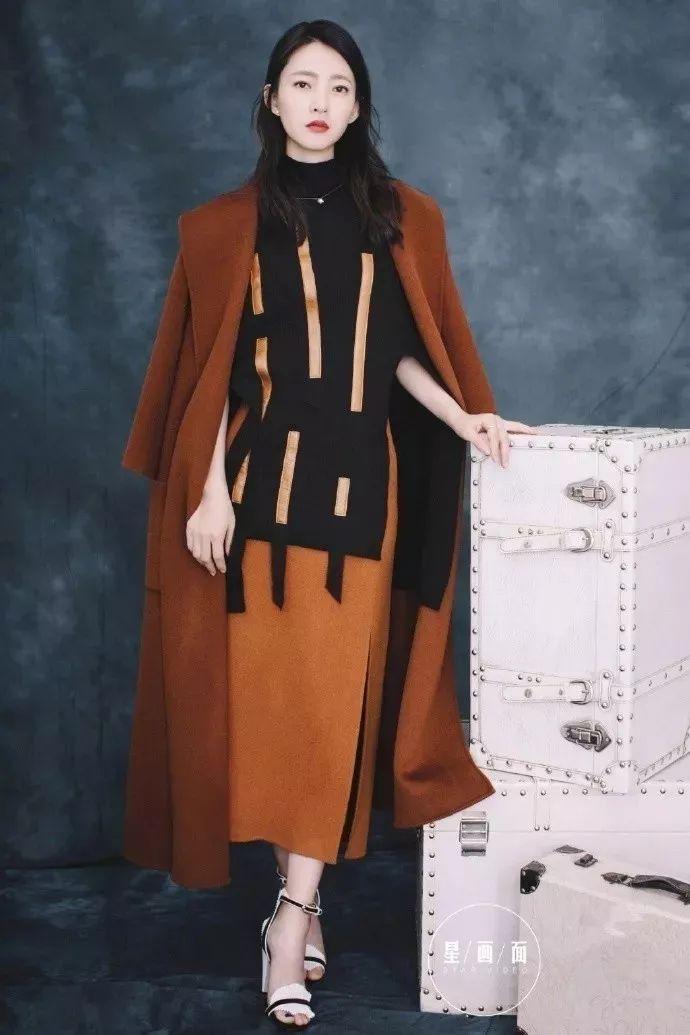 今年最流行的大衣是这件! 12