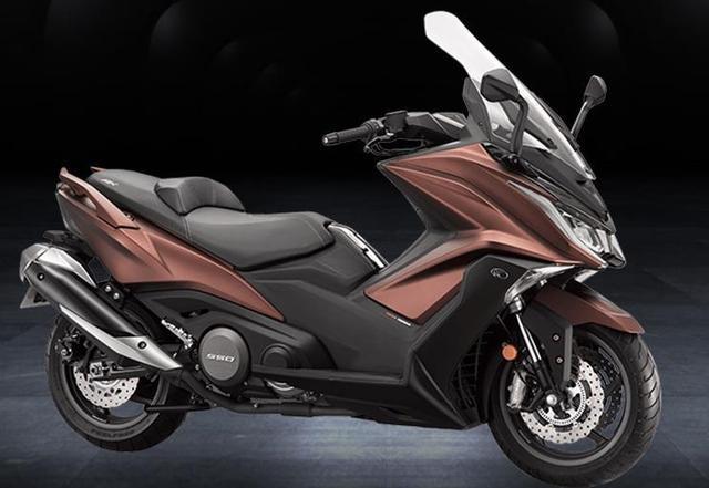 難被超越的摩托! 雙缸水冷550cc, 公認的耐開, 11萬貴嗎-圖1