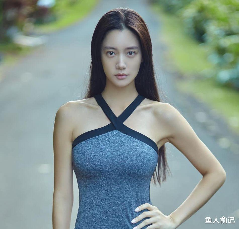 """""""亞洲第一美女""""的完美身材, 最喜歡古天樂, 年過三十身材依舊-圖4"""