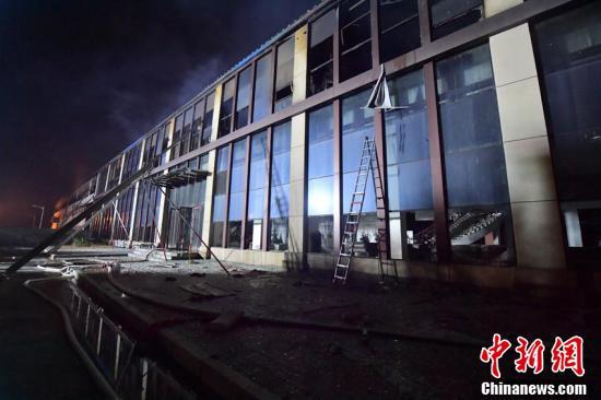 長春一物流倉庫發生火災 已致14人死亡12人重傷-圖3