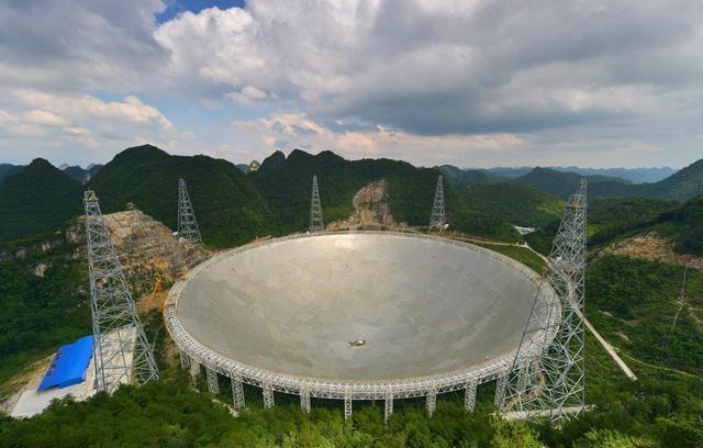 中国天眼启动, 可拍摄银河系中心黑洞, 或促成霍金获诺贝尔奖