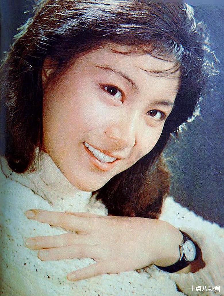 80年代女演員陳燁,出國留學嫁美國人,如今65歲怎麼樣瞭?-圖4