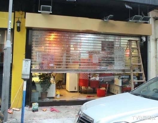 好慘! TVB男星餐廳被人潑紅油, 開業才三個月疑與人結怨-圖6