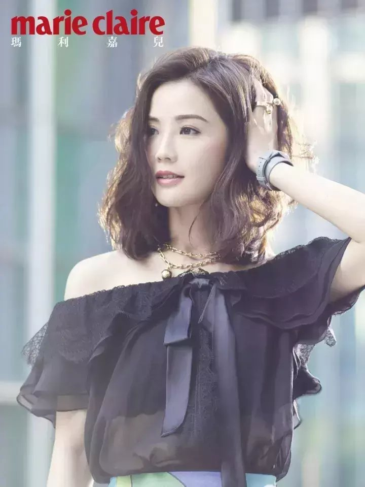 为什么赵丽颖会变成时尚小花? 9