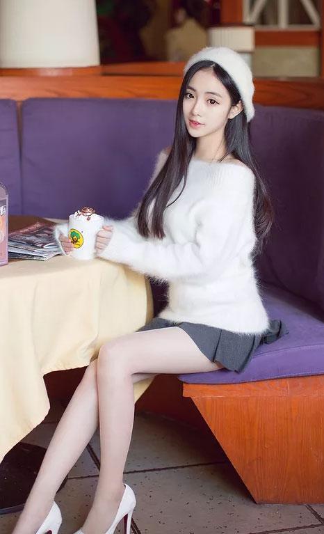 高跟鞋和包臀裙搭配, 这样的女人你会喜欢吗? 6