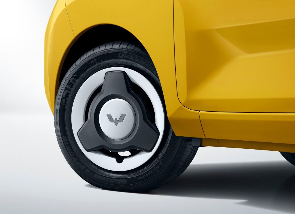 新款五菱宏光MINI EV來襲, 標配安全氣囊, 4月份上市-圖3