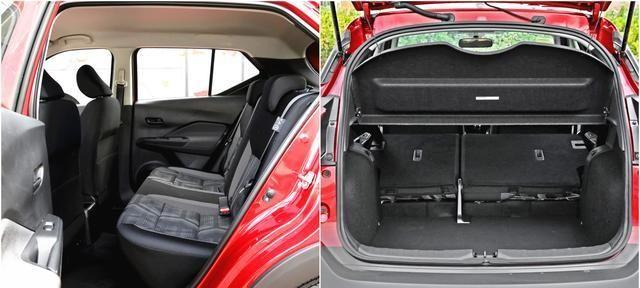 """日產""""最便宜SUV"""", 排量1.5L, 顏值高還省油, 還買豐田雅力士?-圖6"""
