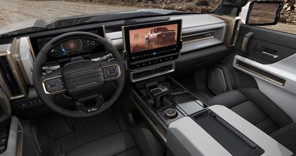 """硬派SUV變""""電馬"""" 售價高達75萬元的悍馬EV發售秒告罄-圖5"""