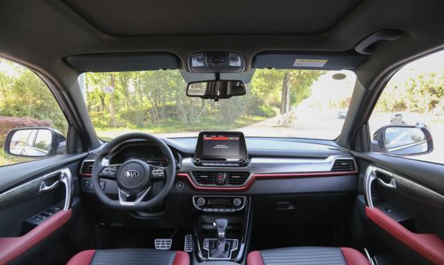 這才是良心合資SUV, 比奧迪還漂亮, 不足12萬-圖4