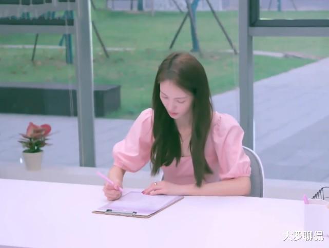 金晨寫出自己的真實資料, 身高170cm, 看到她的體重: 認真的?-圖1