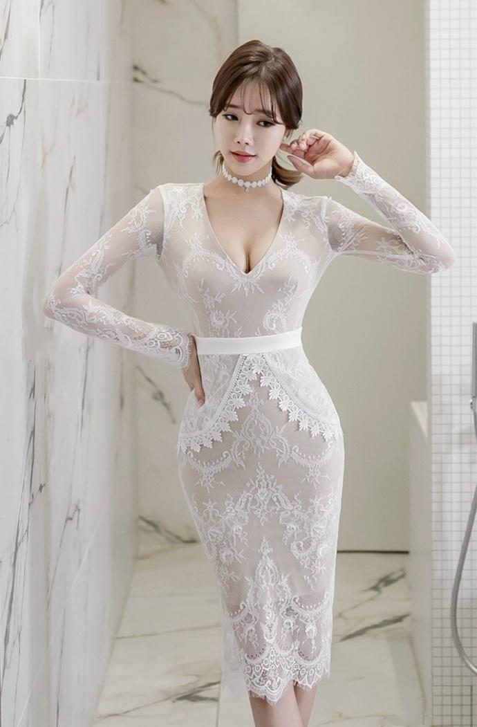 我觉得美美的连衣裙, 才是属于你的穿搭范