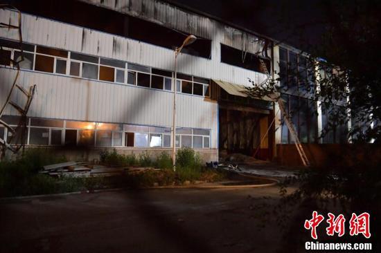 長春一物流倉庫發生火災 已致14人死亡12人重傷-圖2