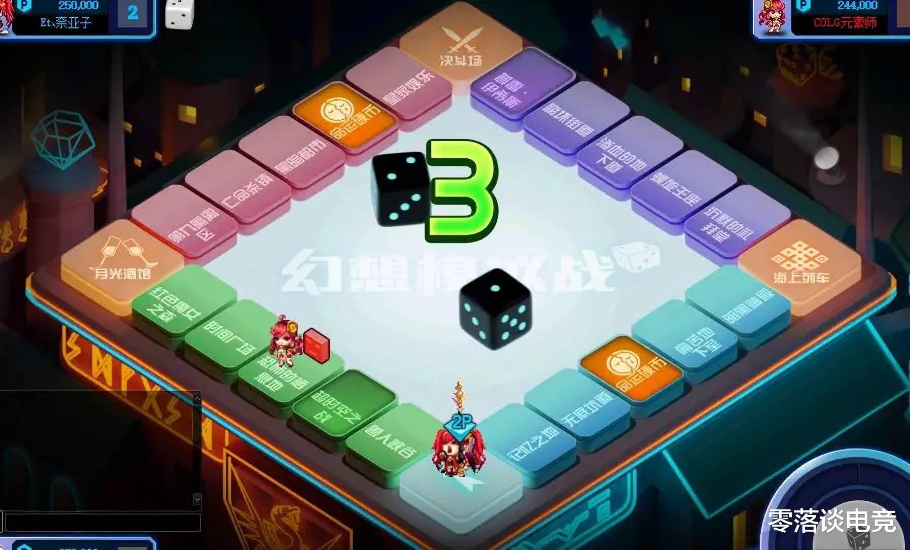 DNF: 大富翁不是運氣遊戲, 隻要這樣做, 就能靠控制點數致勝-圖1