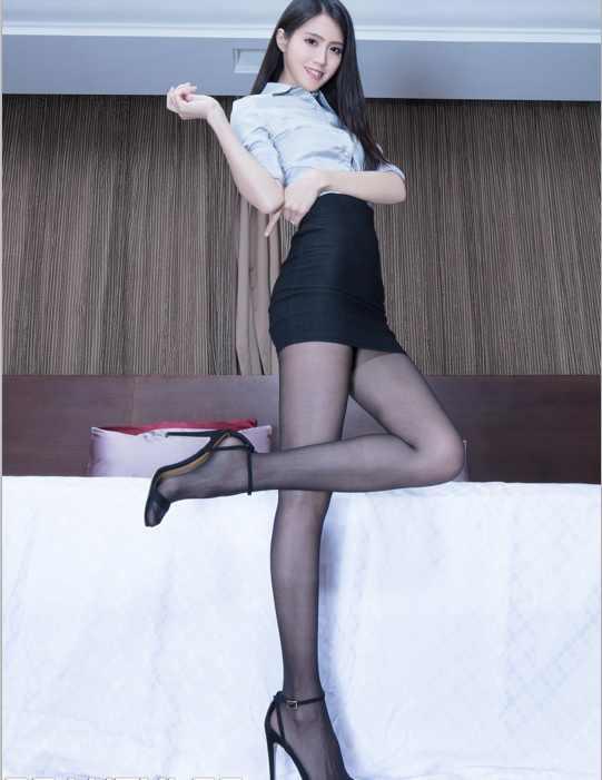 职业女性最爱的包臀裙和高跟鞋搭配原来是这样! 8